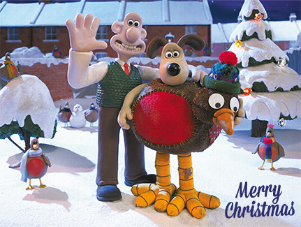 Ecards | Wallace and Gromit