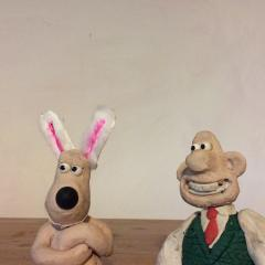 Easter Gromit
