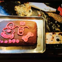 My Wallace and gromit cake!!!
