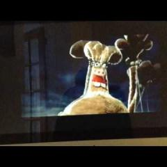 Wallace and Gromit trailer