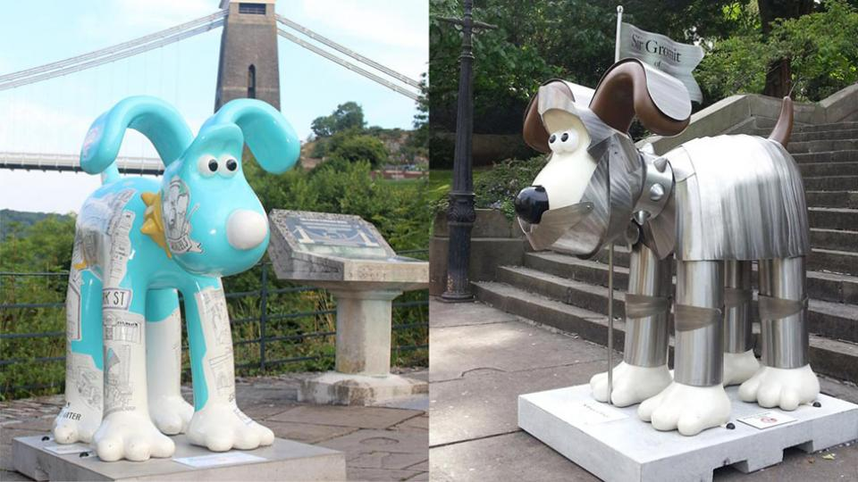 Gromit Exhibition Comes to Bristol!